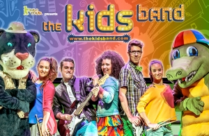 The Kids Band, 29 de agosto en Águilas