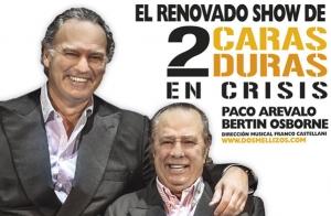 Bertín y Arévalo: 2 caras duras en crisis