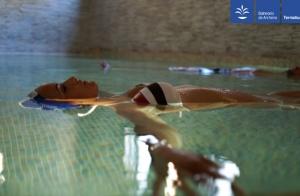 Spa piscinas termales en Archena