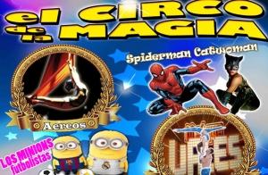 Entradas El Circo de la Magia por 4€