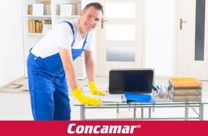 Concamar: Limpiezas en general