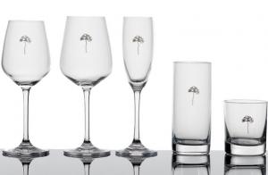 Fuera stock: cristalería La Biznaga