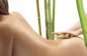 10 cavitaciones y 10 masajes de bambú