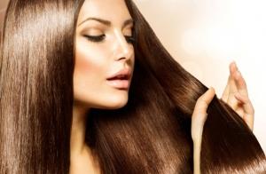 Sesión de peluquería con alta cosmética