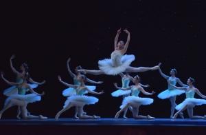 Dto. Romea: Don Quijote, ballet clásico
