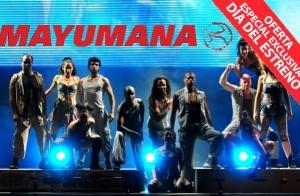 Descuento: Mayumana en el Romea