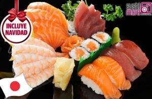 Japo Premium: sushi, sashimi, vino y más
